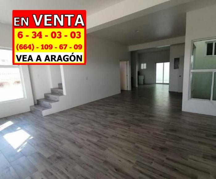 Foto Casa en Venta en  Tijuana ,  Baja California Norte  GRAN OPORTUNIDAD! VENDEMOS PRECIOSA RESIDENCIA NUEVA EN COLONIA LIBERTAD