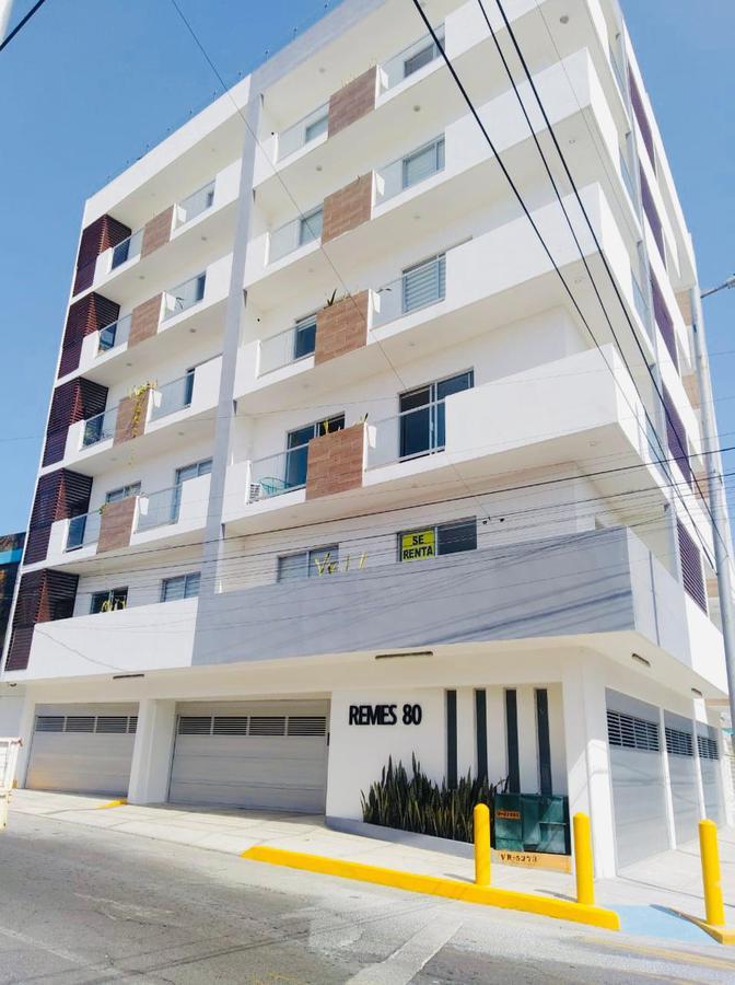 Foto Departamento en Renta en  Veracruz ,  Veracruz  Hermoso departamento amueblado en REMES