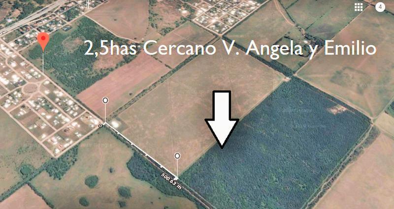 Foto Campo en Venta en  Lowo Ché,  Toay  Zona de Chacras - cercano Villa Angela
