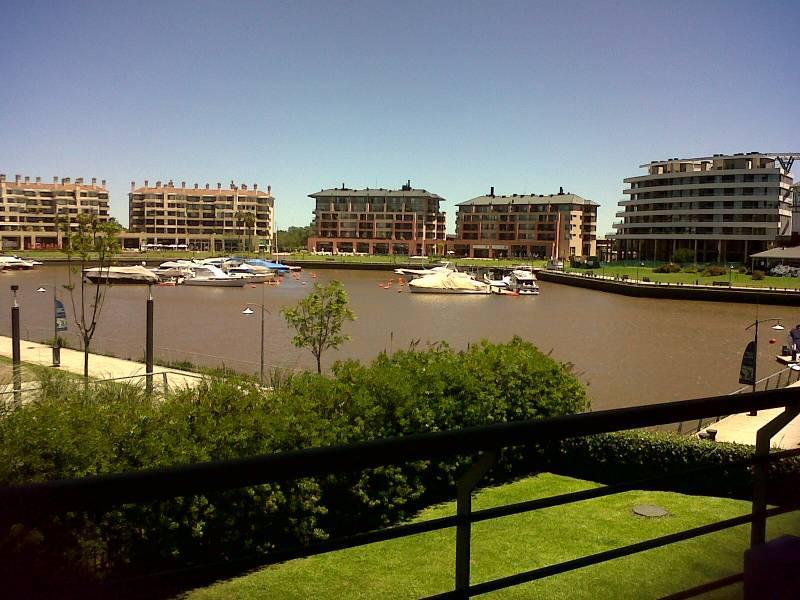 venta departamento 2 Ambientes vista al Rio  en Miradores de la Bahia , Nordelta
