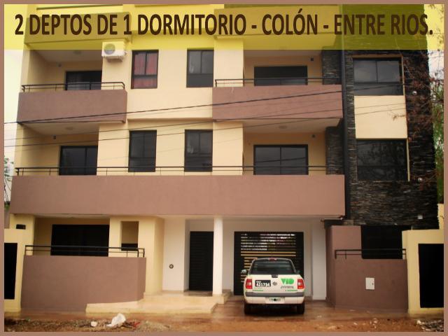 Foto Departamento en Venta en  Colon ,  Entre Rios  Hernandez al 400