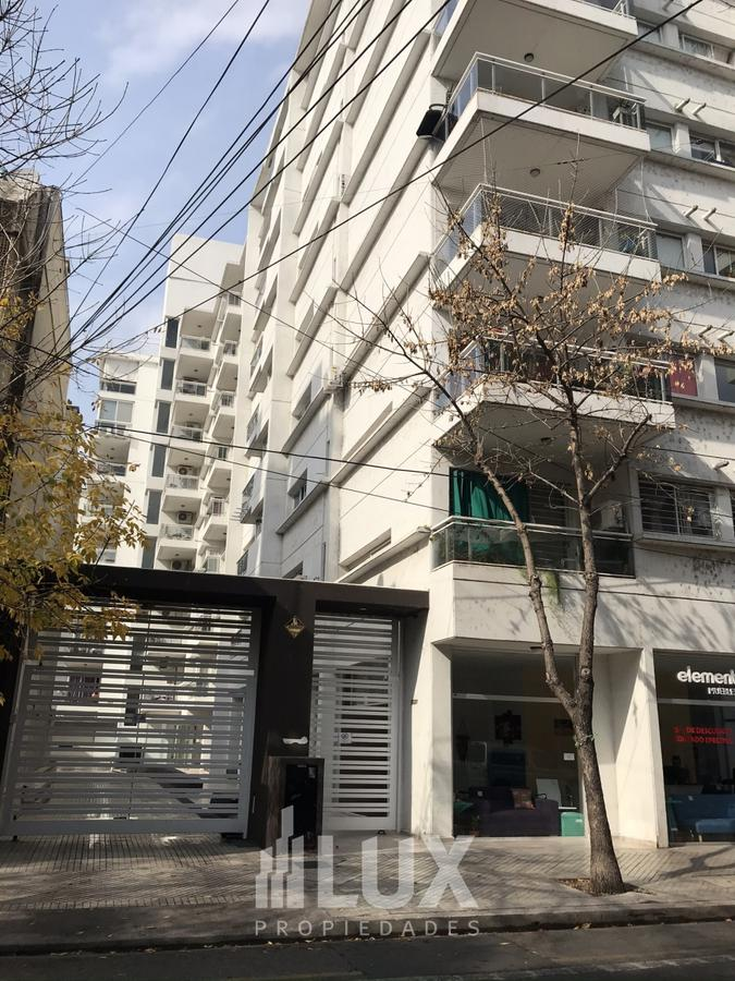 Venta departamento un dormitorio calidad balcón Entre Rios 2000 - Abasto