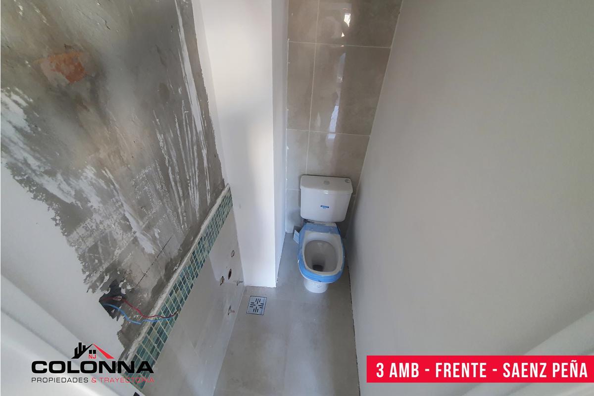 Foto Departamento en Venta en  Villa Saenz Peña,  Tres De Febrero  Pastorino 735