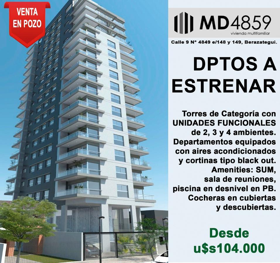 Foto Departamento en Venta en  Berazategui,  Berazategui  calle 9 n° 4859
