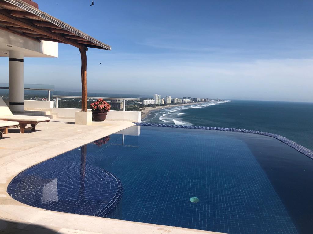 Foto Villa en Renta temporal en  Fraccionamiento Real Diamante,  Acapulco de Juárez  Villa 4 rec. Real Diamante
