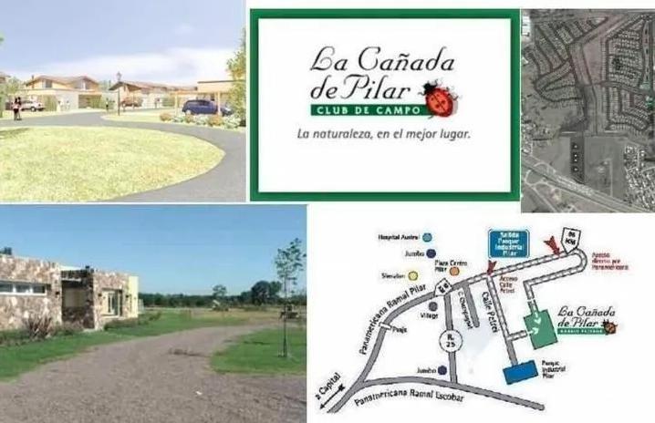 Foto Terreno en Venta en  La cañada de Pilar,  Countries/B.Cerrado (Pilar)  Lote escriturado en La Cañada de Pilar – Bayugar Negocios Inmobiliarios