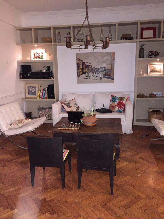 Foto Departamento en Venta | Alquiler en  Recoleta ,  Capital Federal  DUPLEX PACHECO DE MELO al 1800