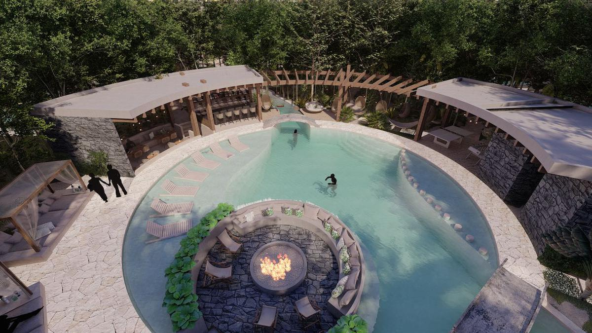 Foto Casa en Venta en  Tulum ,  Quintana Roo  La Villa de tus SUEÑOS - 3 Rec. y Jardín con Alberca Privada- Tulum