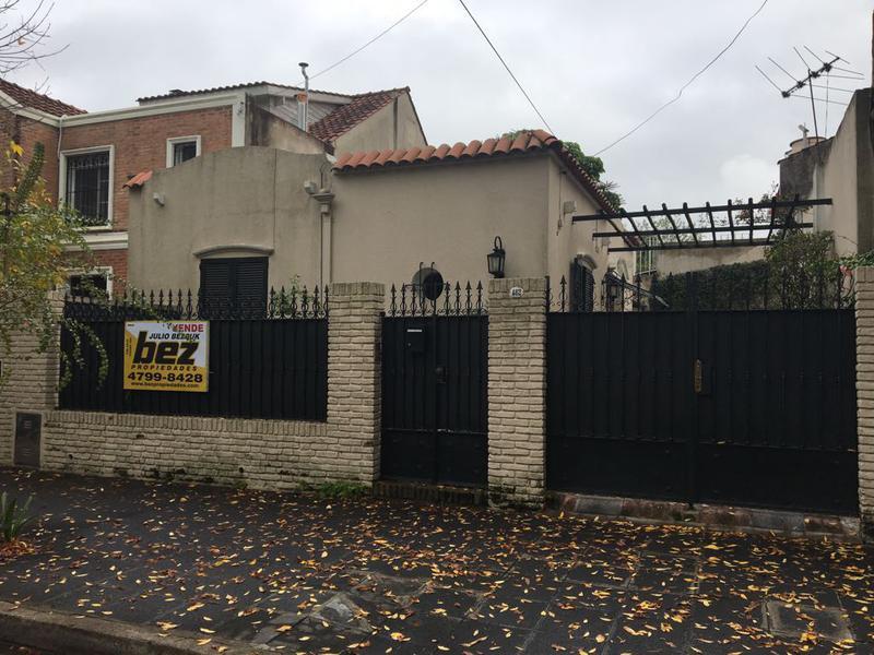 Foto Casa en Venta en  Beccar,  San Isidro  Brasil al 400