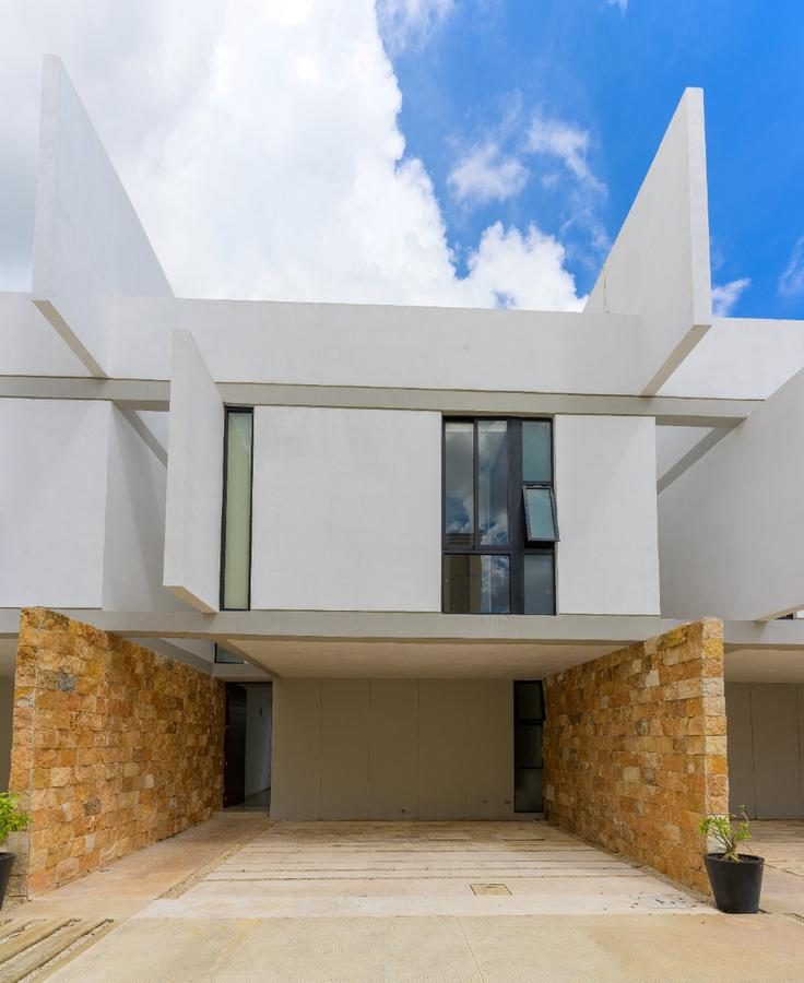Foto Casa en Renta en  Benito Juárez Nte,  Mérida  Exclusivo desarrollo residencial de lujo integrado por 10 Townhouses