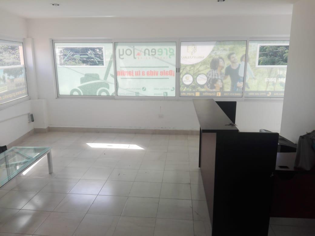 Foto Oficina en Renta en  Mérida ,  Yucatán  Oficinas o Local de 70 m2 En Planta Alta En Avenida Campestre