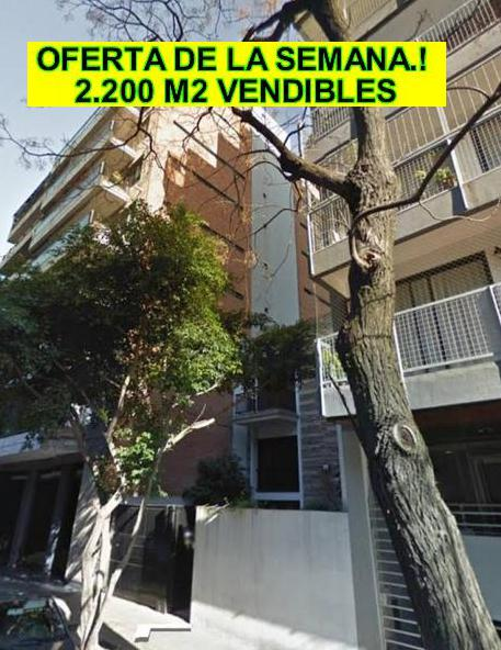 Foto Terreno en Venta en  Belgrano ,  Capital Federal  Arcos  al 2300