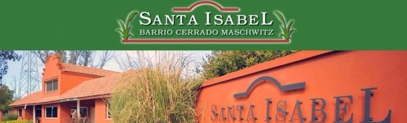Foto Terreno en Venta en  Santa Isabel,  Countries/B.Cerrado  BARRIO PRIVADO SANTA ISABEL -  ESCOBAR