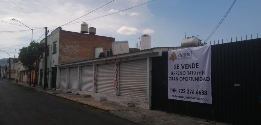 Foto Terreno en Venta en  Huitzila,  Toluca  Terreno en excelente ubicación