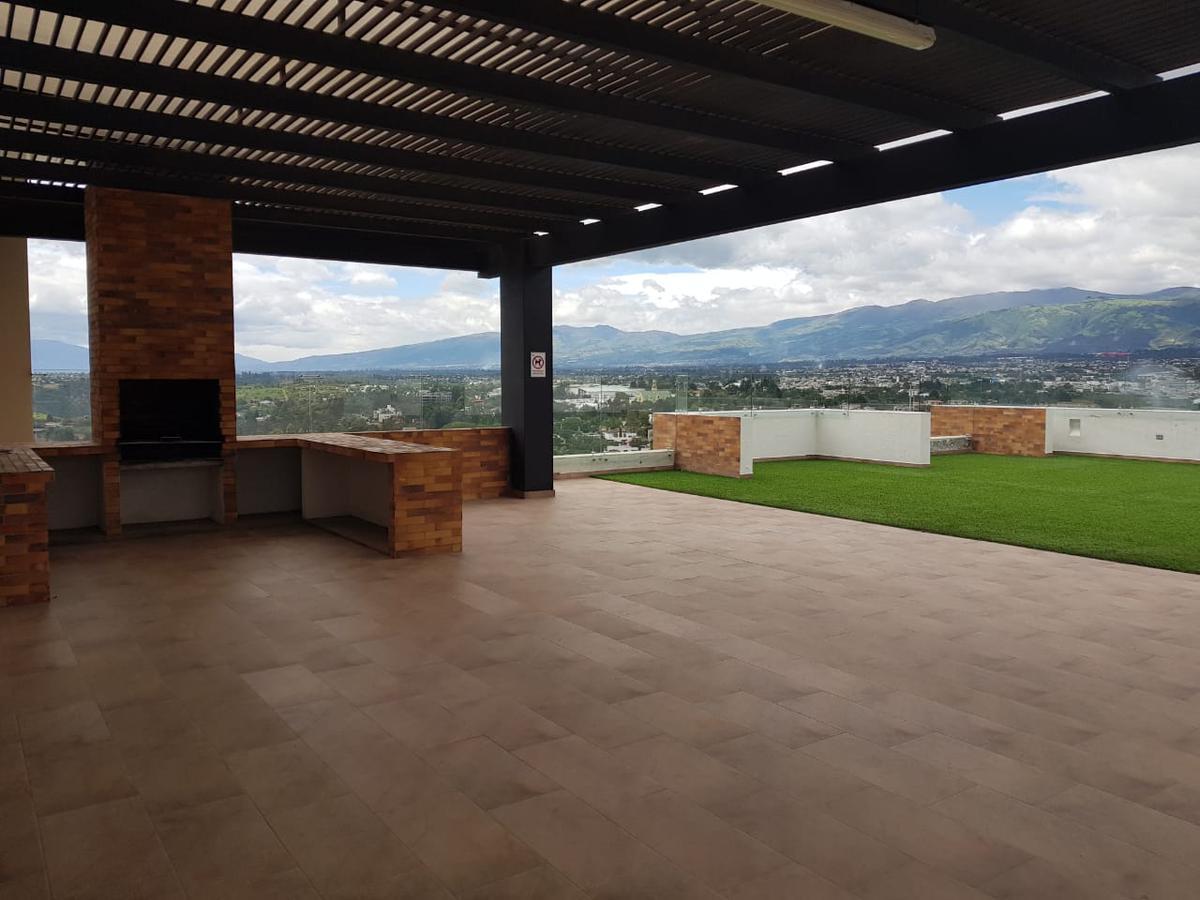 Foto Departamento en Venta en  Cumbayá,  Quito  CUMBAYA, VENTA LINDO P.H. PRECIOSA VISTA