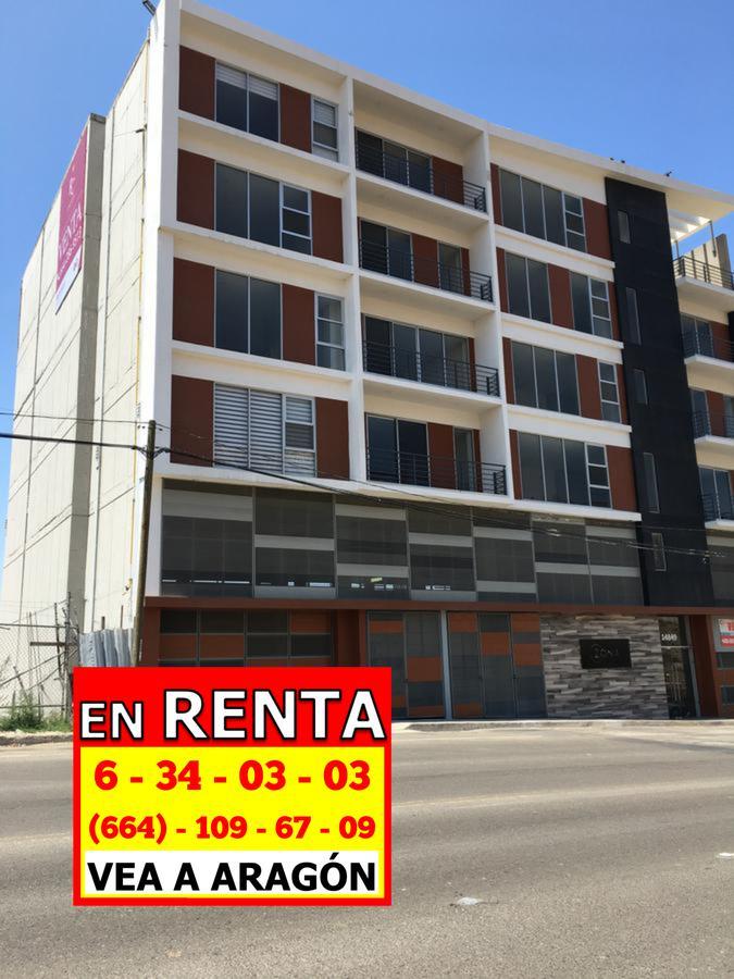 Foto Departamento en Renta en  Guadalupe Victoria,  Tijuana  RENTAMOS PRECIOSOS DEPARTAMENTOS 111 MTS2 NUEVOS 2 o 3 RECÁMARAS, 1ER Y 4TO NIVEL