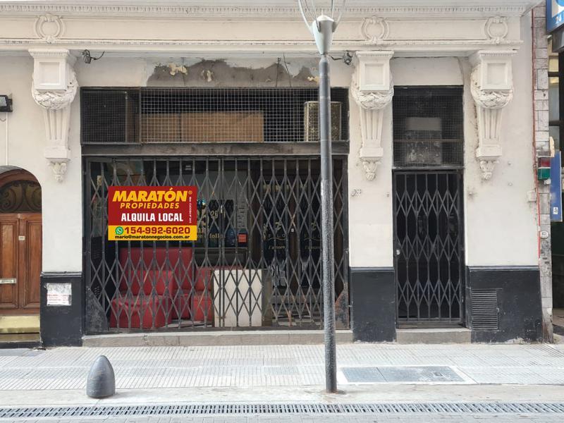 Foto Local en Alquiler en  Retiro,  Centro (Capital Federal)  San Martín al 900