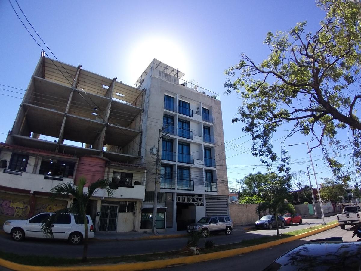 Foto Departamento en Renta en  Playa del Carmen Centro,  Solidaridad  DEPARTAMENTO EN RENTA 2 REC A 3 MINUTOS DE LA PLAYA