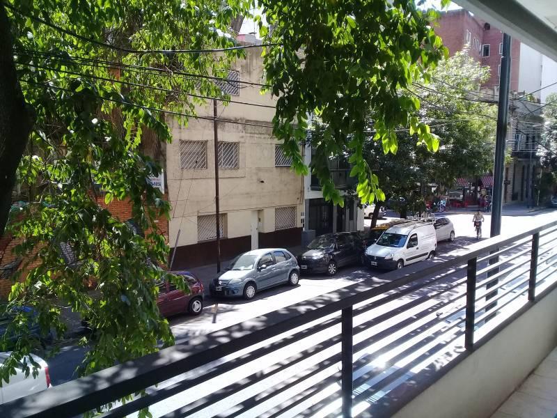 Foto Departamento en Alquiler en  Recoleta ,  Capital Federal  Sanchez de Bustamante al 1100