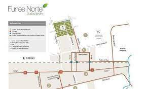Foto Terreno en Venta en  Funes norte,  Funes  Funes Norte - Avenida Jorge Obeid al 100