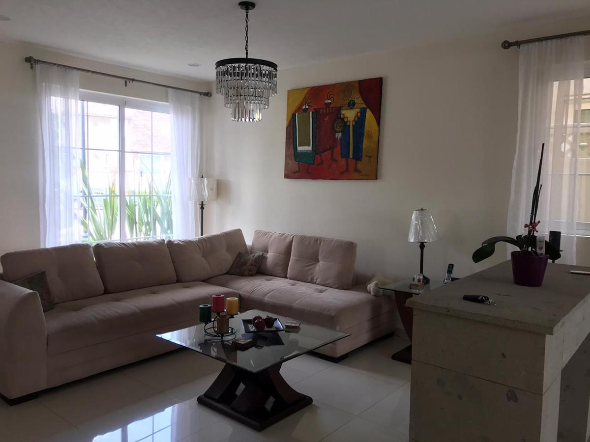 Foto Casa en condominio en Venta en  Fraccionamiento La Asunción,  Metepec  VENDO CASA EN PORTOFINO, METEPEC ESTADO DE MEXICO