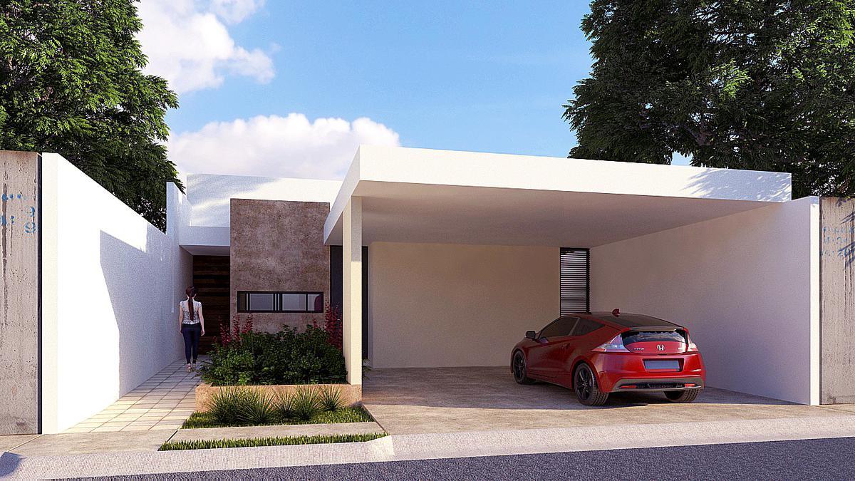 Foto Casa en Venta en  Conkal ,  Yucatán  Casa en Venta, Merida, Magnolia ¡Con Amplio Terreno!