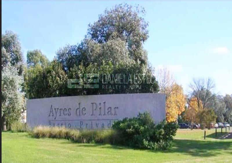 Foto Terreno en Venta en  Ayres de Pilar,  Countries/B.Cerrado (Pilar)  Panamericana Km 43,5 y Las Amapolas