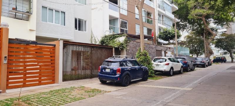 Foto Departamento en Venta en  Miraflores,  Lima  Calle San Ignacio de loyoya