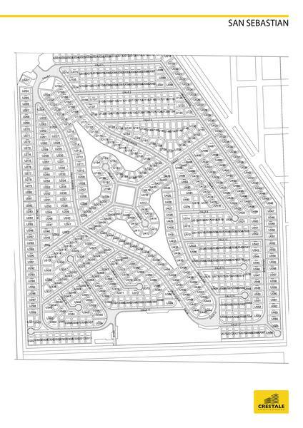 venta terreno Funes, San Sebastian Barrio Cerrado. Cod CPN23802 LA3518188 Crestale Propiedades
