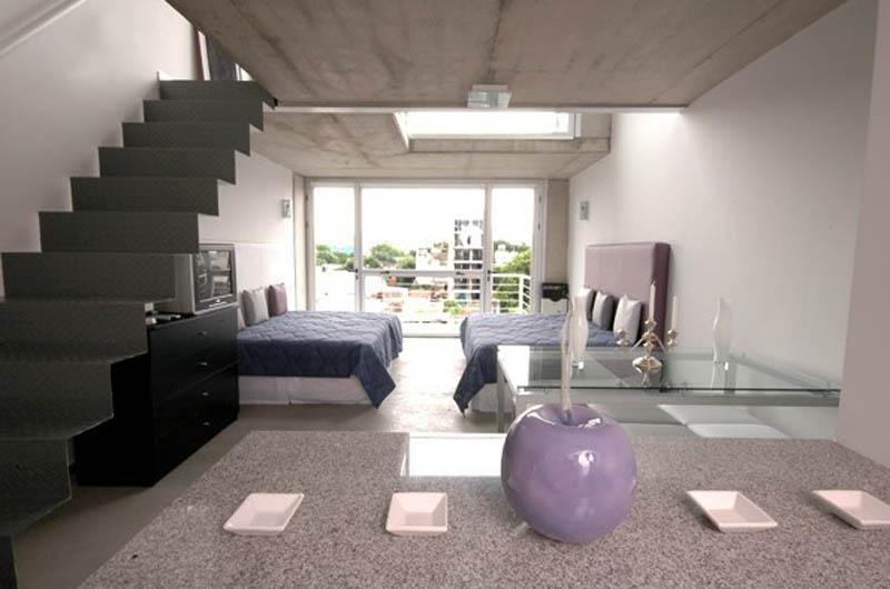 Foto Departamento en Alquiler temporario en  Palermo Hollywood,  Palermo         Duplex 2 ambientes  con 2 balcones, pileta, solarium y parrilla - Humboldt 1500