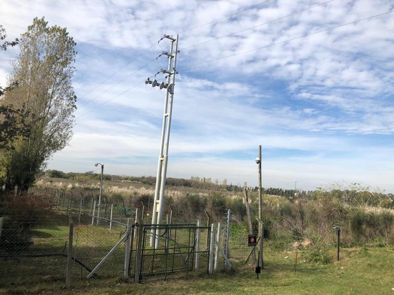 Foto Campo en Venta en  Canning,  Esteban Echeverria  Martin fierro 4600