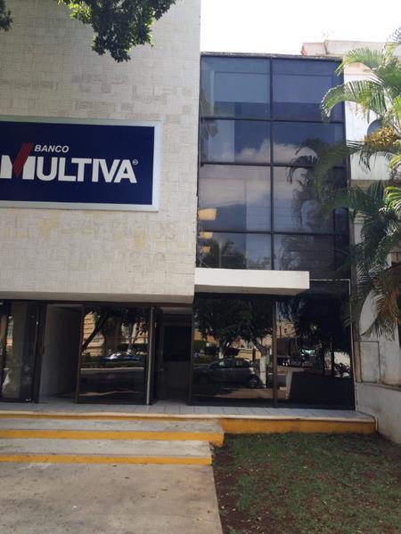 Foto Edificio Comercial en Renta en  Paseo de Montejo,  Mérida  OFICINAS EDIFICIO PASEO DE MONTEJO