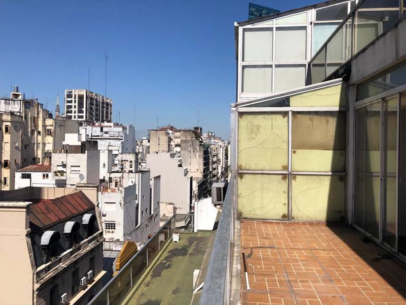 Foto Oficina en Alquiler en  Microcentro,  Centro (Capital Federal)  PARAGUAY 600 10