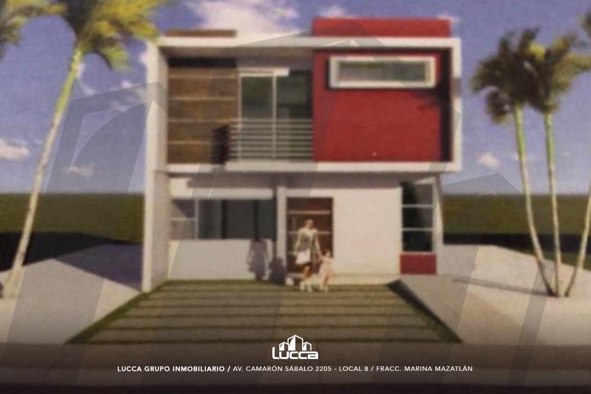 Foto Casa en Venta en  Fraccionamiento Real del Valle,  Mazatlán  CASA REAL DE VALLE COTO 7