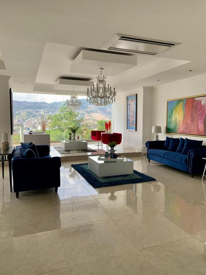 Foto Departamento en Renta en  Lomas del Mayab,  Tegucigalpa  Apartamento amueblado de 4.5 hab. Torre luna en lomas del mayab
