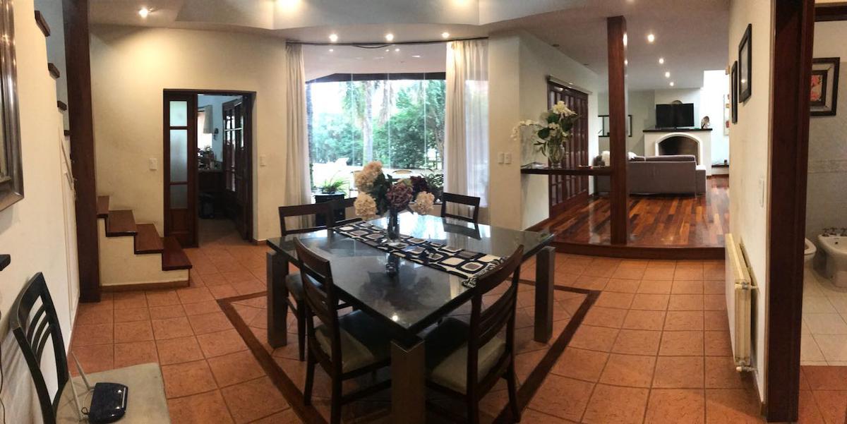 Foto Casa en Venta en  Jockey Club,  Cordoba  Country Jockey  - Fondo Golf