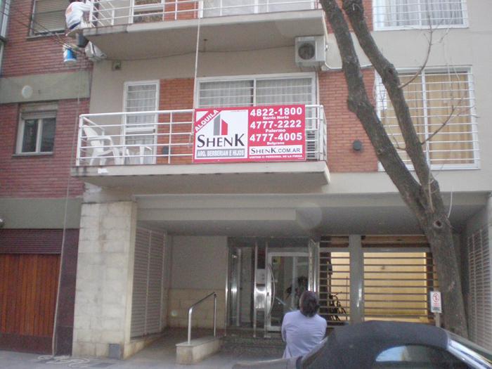 Foto Departamento en Alquiler en  Belgrano ,  Capital Federal  ARCE 400 1ºA
