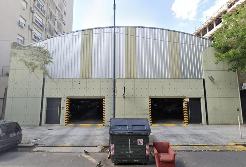 Foto Cochera en Alquiler en  Belgrano ,  Capital Federal  Amenabar al 2900