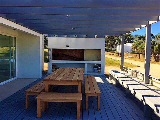 Foto Casa en Venta | Alquiler temporario en  Pinar del Faro,  José Ignacio  E11 Pinar del Faro