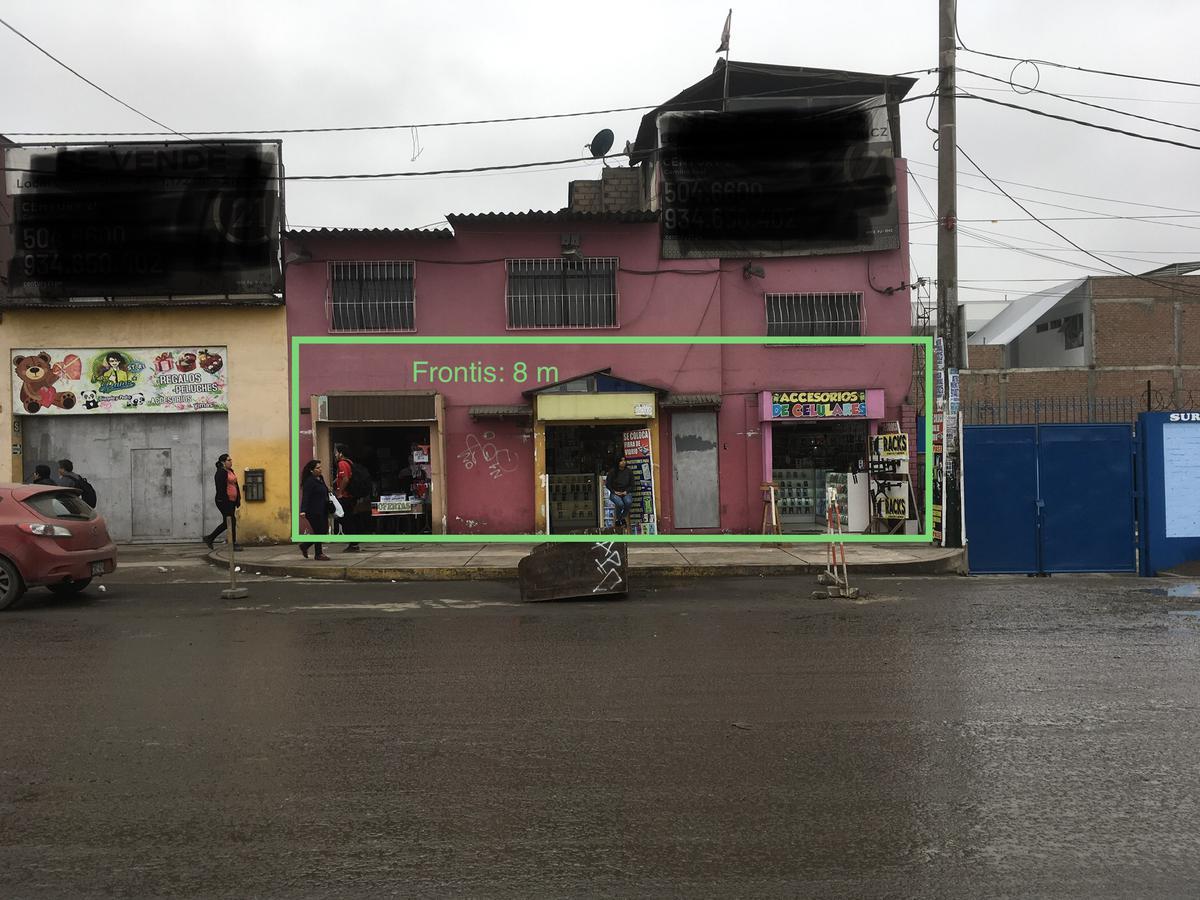 Foto Local en Alquiler en  San Juan de Miraflores,  Lima  San Juan de Miraflores