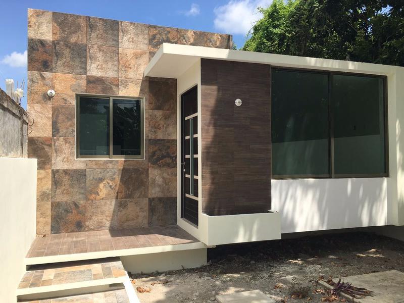 Foto Casa en Venta en  Las Palmas,  Tuxpan  CASA NUEVA CON. LAS PALMAS