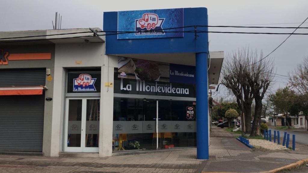 Foto Fondo de Comercio en Venta en  Empalme Graneros,  Rosario  Venta Heladería La Montevidiana Fondo de Comercio