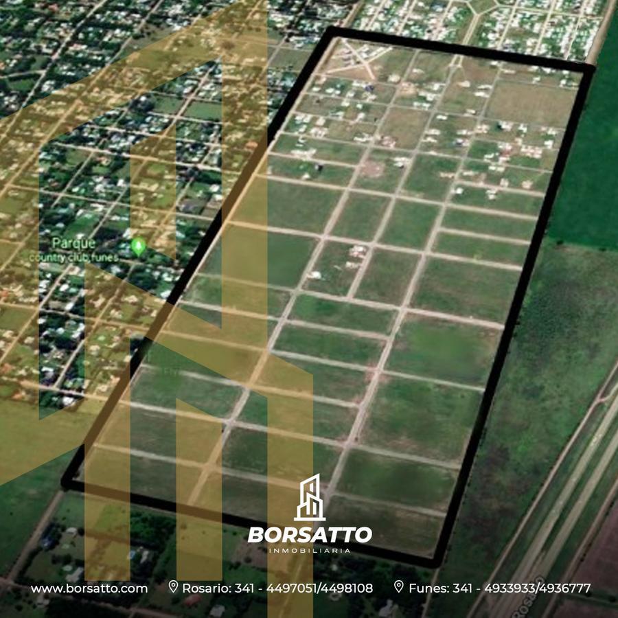 Foto Terreno en Venta en  Funes ,  Santa Fe  Rodriguez  5300