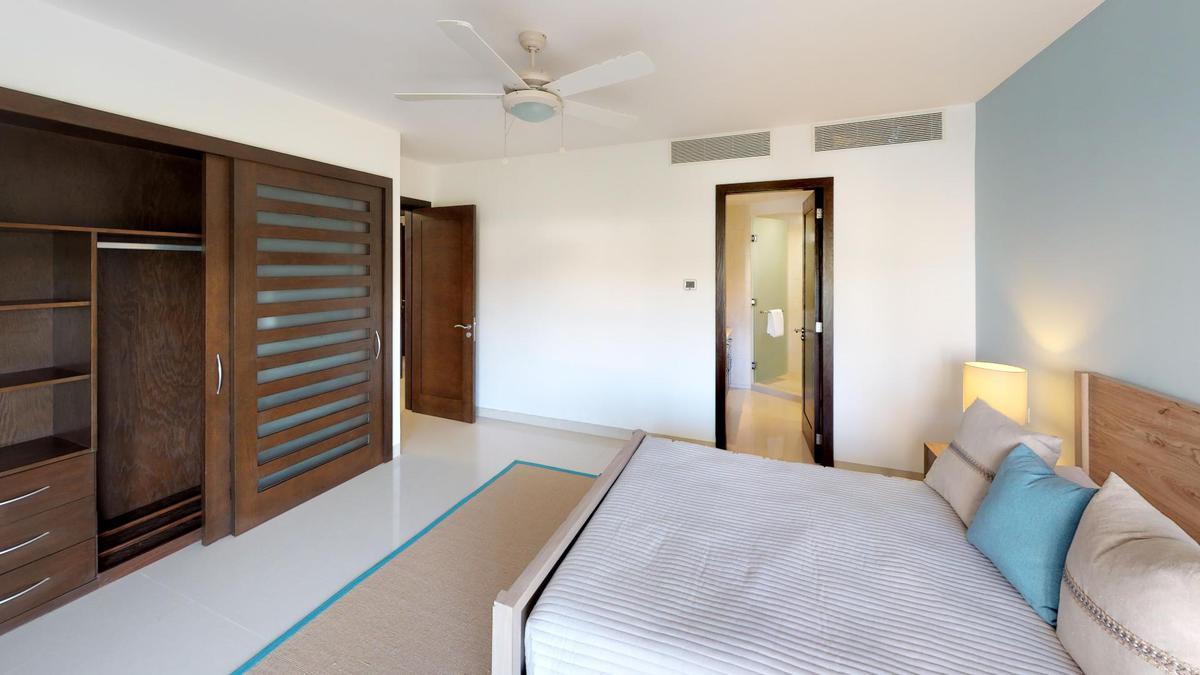 Foto Departamento en Venta en  Playa del Carmen,  Solidaridad  Departamento 3 habitaciones con Beach Club y Campo de Golf- Corasol Playa del Carmen