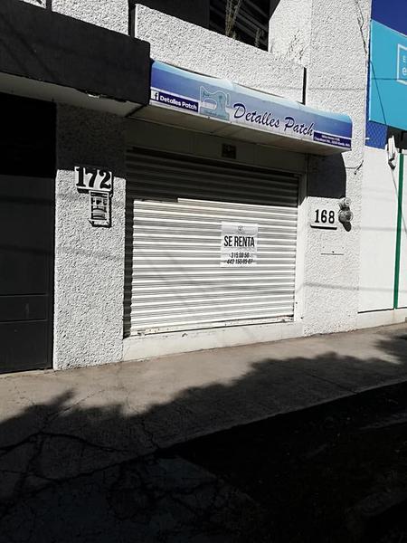Foto Local en Renta |  en  Chapultepec Norte,  Morelia  OPORTUNIDAD Local comercial Chapultepec Norte
