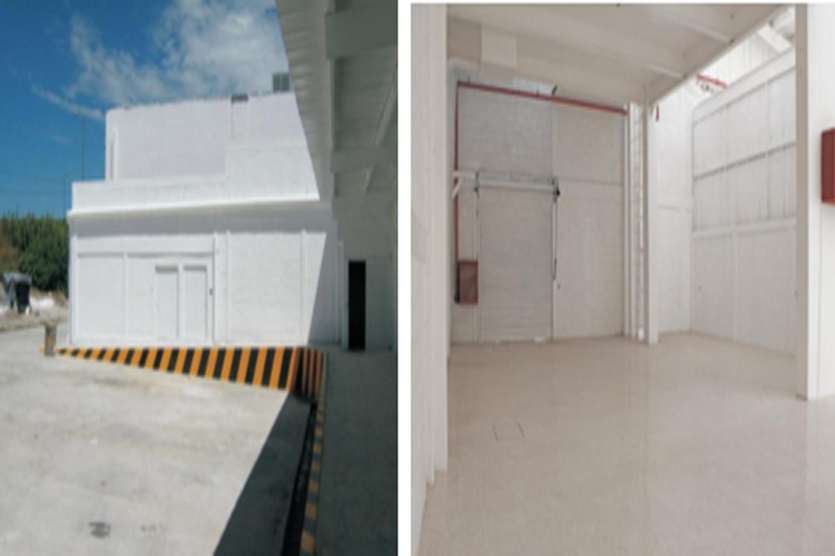Foto Nave Industrial en Renta en  San Pedro Cholula ,  Puebla  RENTA NAVE INDUSTRIAL LATERAL SUR RECTA A CHOLULA