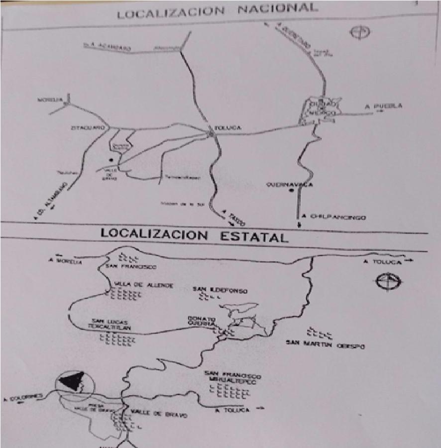 Foto Terreno en Venta en  Valle de Bravo,  Valle de Bravo  Valle de Bravo