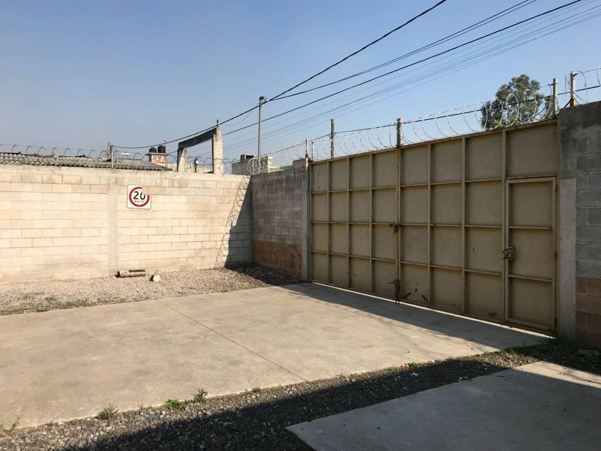 Foto Bodega Industrial en Renta en  San Mateo Atenco ,  Edo. de México  Renta de Bodega en San Mateo Atenco