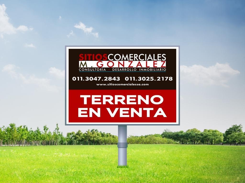 Foto Terreno en Venta en  Ituzaingó,  Ituzaingó  Colectora Norte Acceso Oeste y Puente Coronel Brandsen