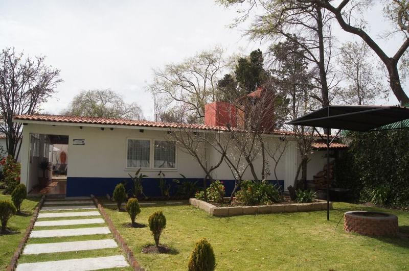 Foto Casa en Venta en  Rancho San Nicolás,  Zinacantepec  Propiedad en Zinacantepec Terreno Bardeado y Construcciones